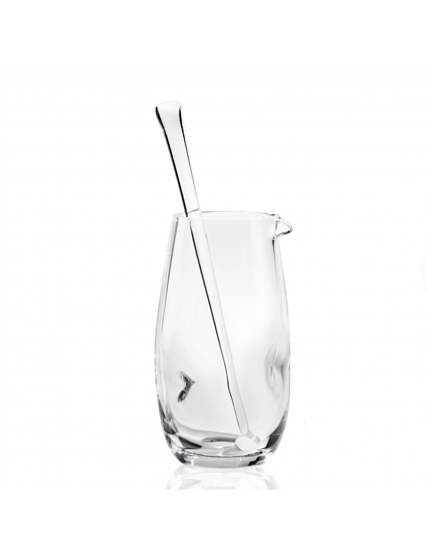 Contour Mixing glass