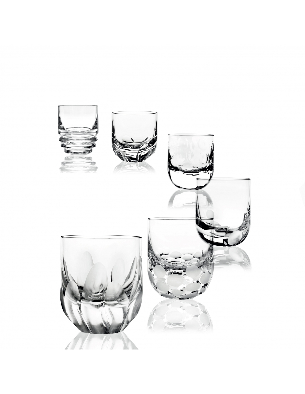 Harry's  set 6 bicchieri DOF assortiti