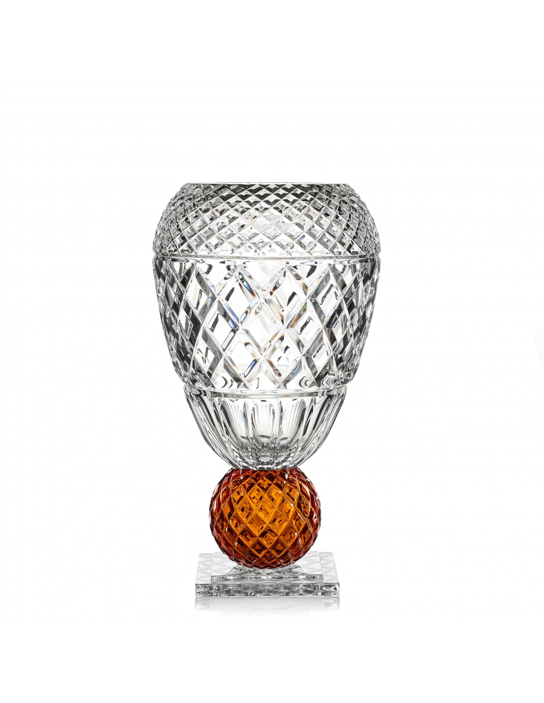 Katherina curved vase