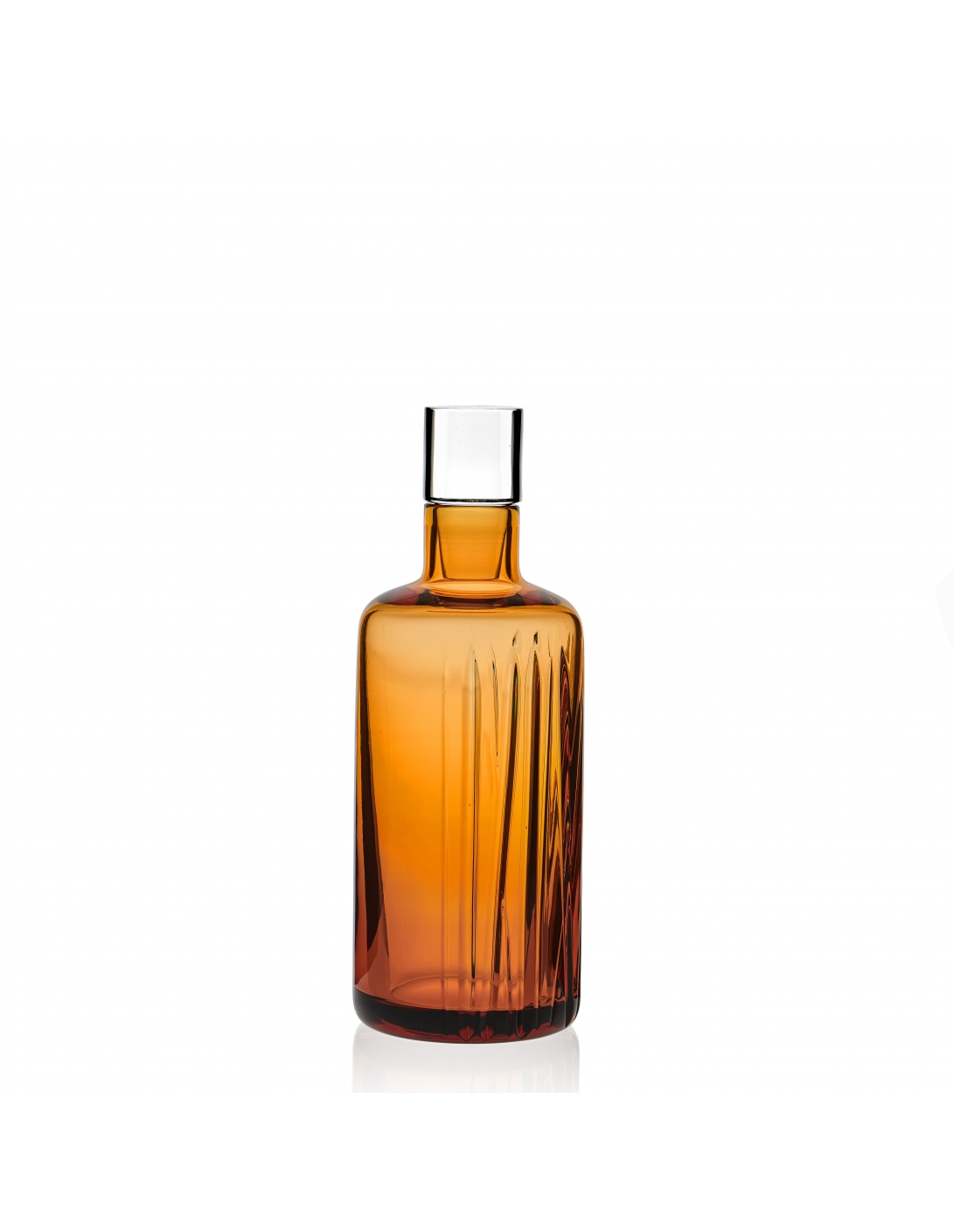 Fifty-Fifty decanter